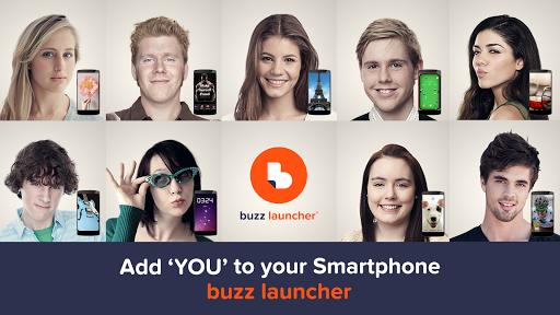 Buzz Launcher-Smart&Free Theme screenshot 7