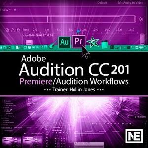 Download Premiere Audition Worksflows Adobe Audition CC 201