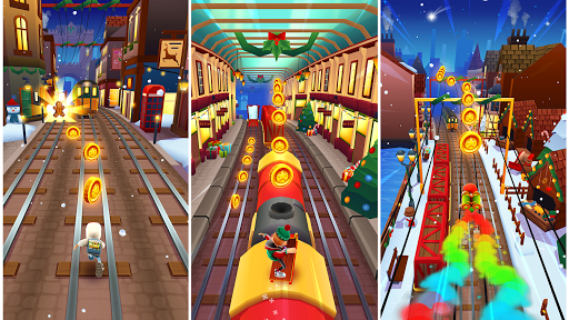 Subway Surfers 1.96.2 screenshots 23
