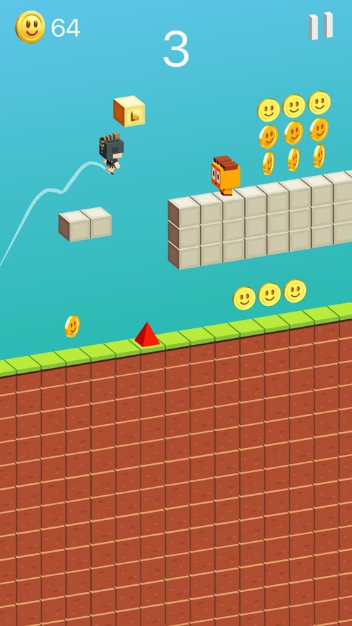 Jumpy- screenshot