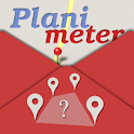 Planimeter Area Measure Guide icon