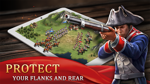 Grand War: Napoleon, War & Strategy Games apkmr screenshots 2