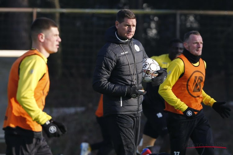 Coach De Boeck wil nog bekende topschutter naar Lokeren halen