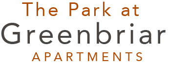 The Park at Greenbriar Apartments Homepage