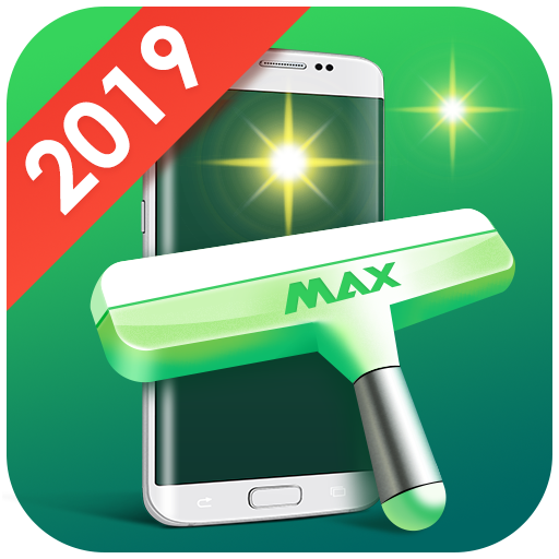 MAX Cleaner - Antivirus, Phone Cleaner, AppLock Icon