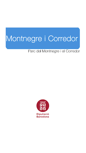 Montnegre - Corredor