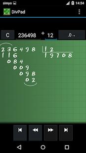 DivPad - Step by Step Math