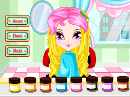 Screenshot of Divine Hair Salon