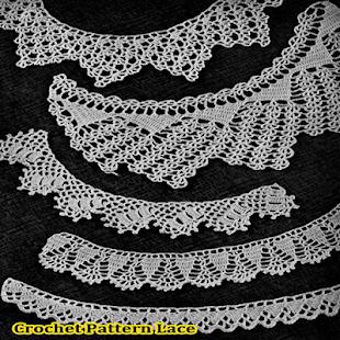Crochet Pattern Lace Ideas - náhled