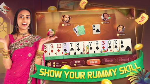 Rummy Plus - Online Indian Rummy Card Game  screenshots 1