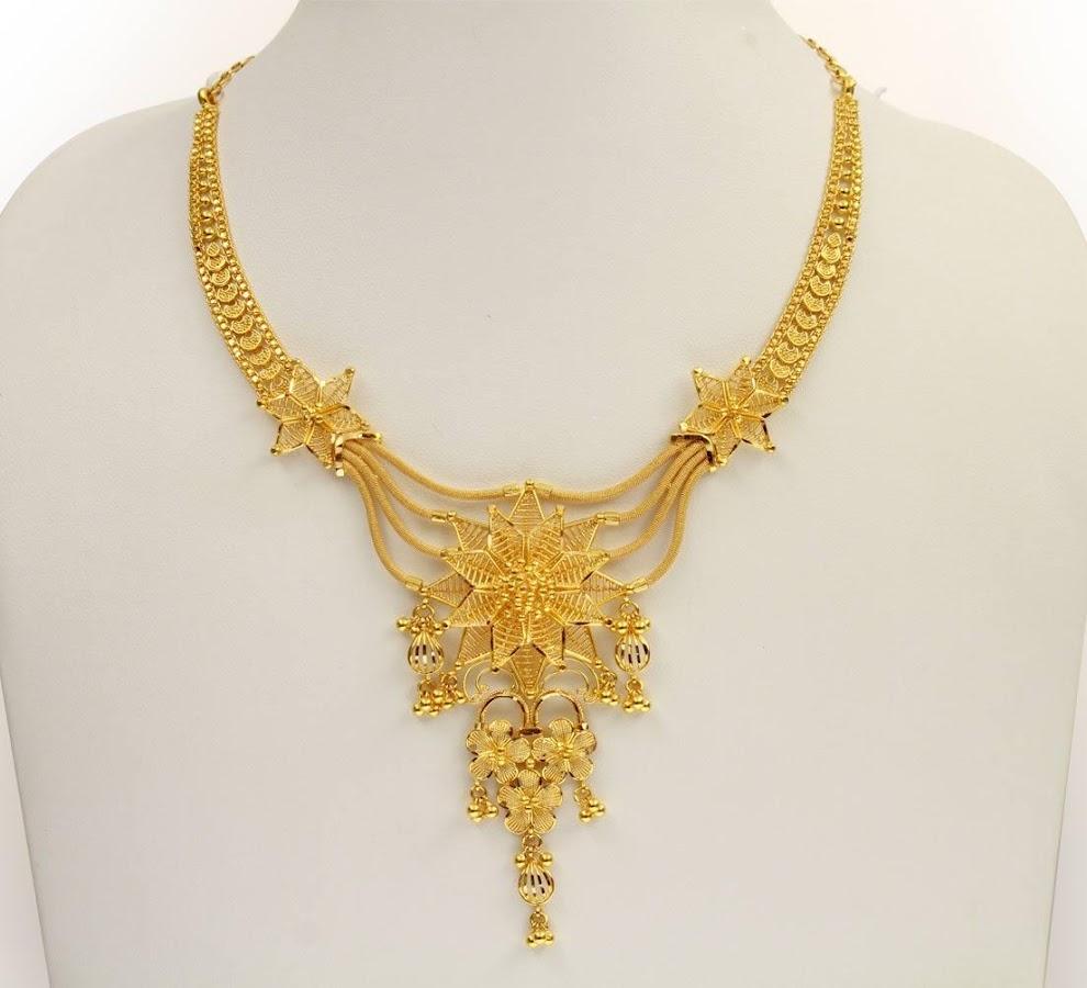 Gold jewelry design gallery