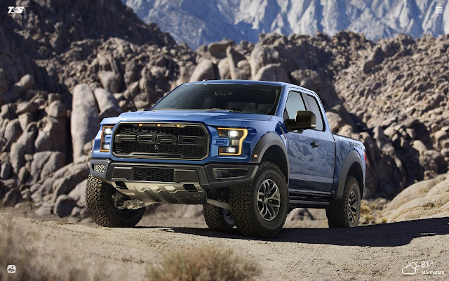 Ford F-150 HD Wallpapers New Tab