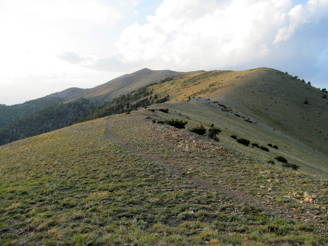 Mount Ellen's North Summit Ridge