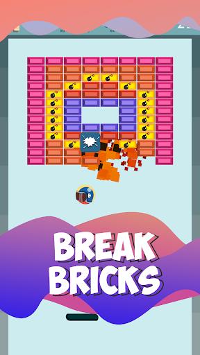 Arkinda: Relaxing brick breaker android2mod screenshots 1