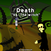 Death vs. The witch