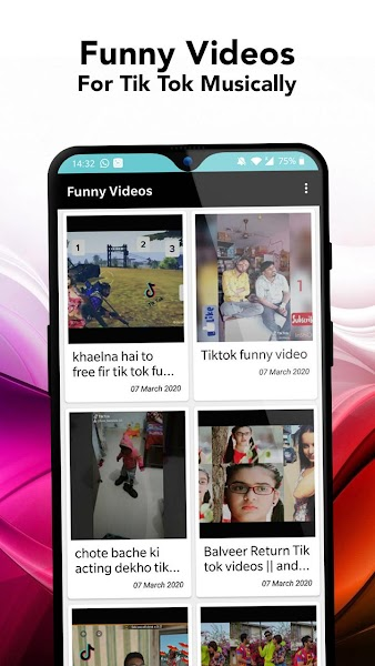 Funny Videos for tik tok Musical'ly