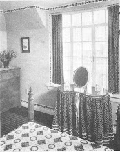 Photo: 1938 A vanity or dresing table for Miss Sweet Sixteen.