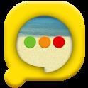 Easy SMS Beach theme icon