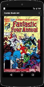 Comic Book Art screenshot 4