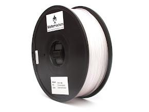 Clear Translucent PETG Filament - 3.00mm (1.0kg)