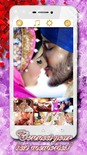 Wedding Video Maker with Music ud83dudc9d 1.4 screenshots 3