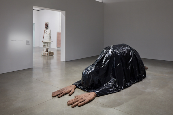 Thrills + Chills from Huma Bhabha