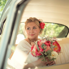 Wedding photographer Elya Shilkina (Ellik). Photo of 03.07.2015