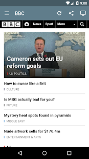 UK Newspapers- screenshot thumbnail