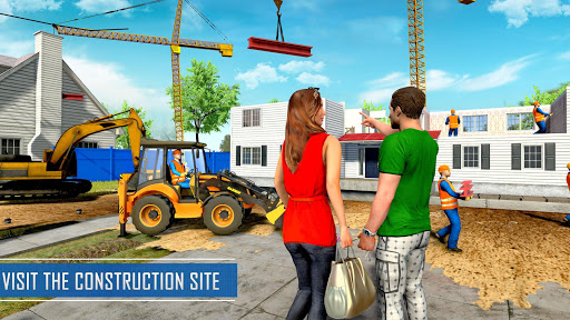 New Family House Builder Happy Family Simulator screenshots 11