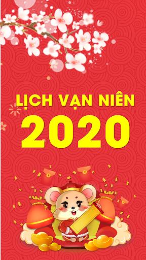 Lu1ecbch Vu1ea1n Niu00ean 2020 - Lu1ecbch u00c2m 2020 Apk 1