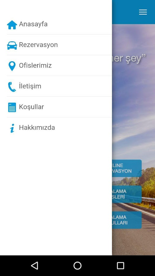 EuronetCar Rental- screenshot