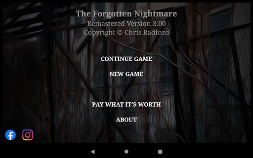 The Forgotten Nightmare Adventure Game moddedcrack screenshots 16