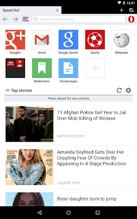 Opera Mini web browser 10.0.1884.93721 screenshot 4468