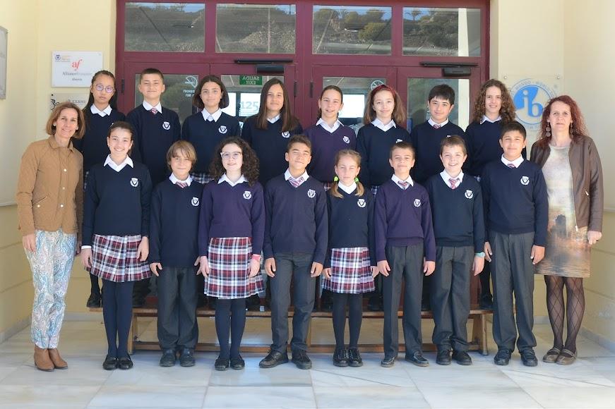 El Ejido. Colegio Internacional Sek-Alborán, 6ºA