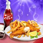 Fish N Chips - Juego de cocina para niños icon