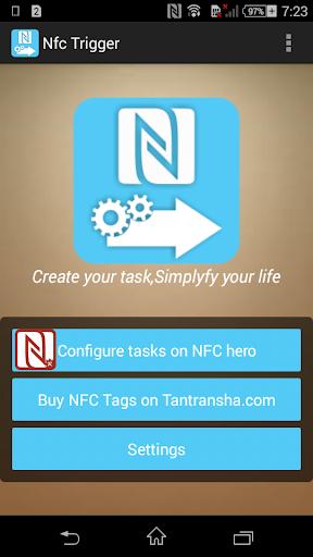 NFC Trigger