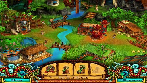 Legend of Maya - Match 3 ENG