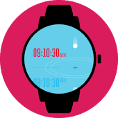 Drop Watch Face