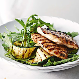 Chargrilled Chicken Escalopes Recipe