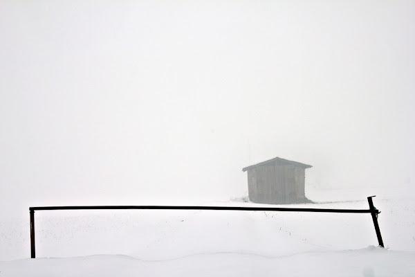 minimalismo invernale di antonioromei