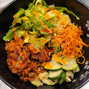 Spicy Pork Bibimbap