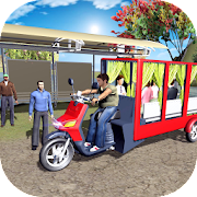 Game Offroad Modern Rikshaw Drive APK for Windows Phone
