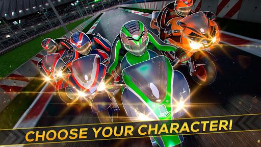 2017 Moto GP Racing - Speed Motorbike Competition 2.11.4 screenshots 9