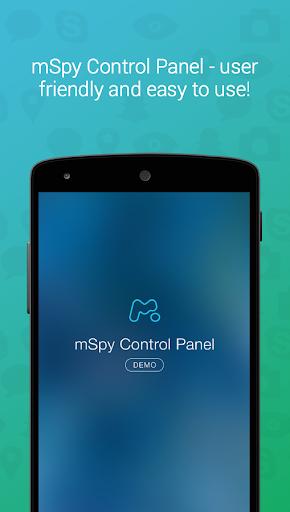 mSpy Control Panel Demo