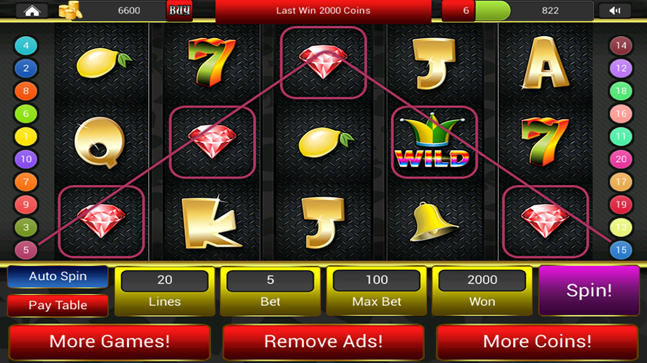 7red casino slots free with bonus rounds