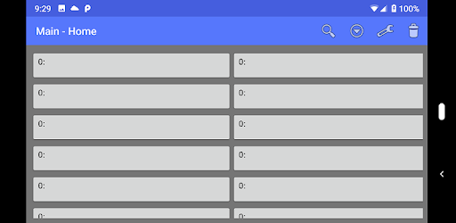 Breaker Panel allows user to create their own circuit breaker panels.