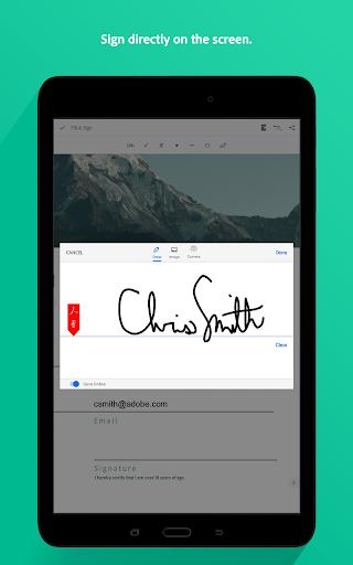 Adobe Acrobat Reader 18.5.1.8310 screenshots 13