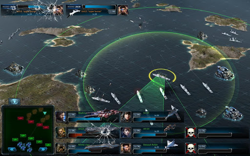 Sea Battle - Fleet Commander 1.0.10.1 screenshots 15