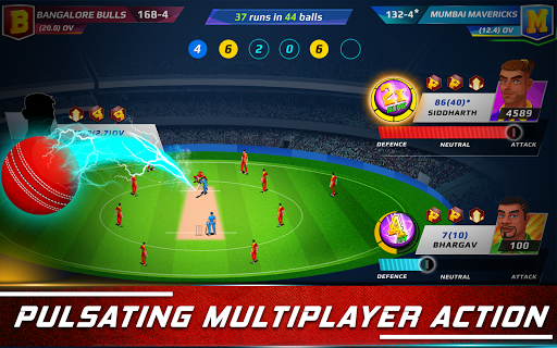 Hitwicket Superstars - Lead your Cricket Team! screenshots 2