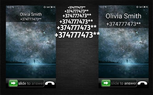 Full Screen Caller ID- screenshot thumbnail